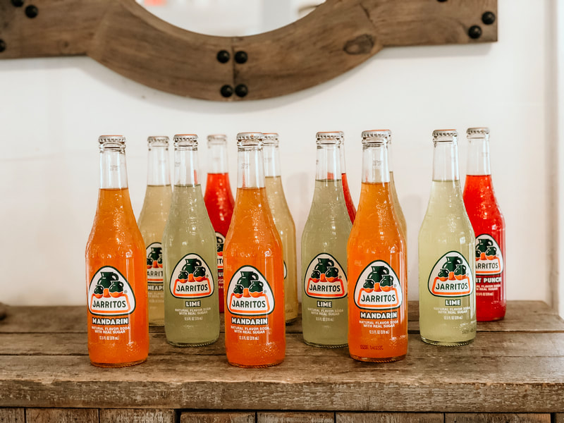 jarritos mexican soda party favors